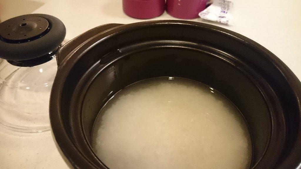 土鍋ご飯 (10)