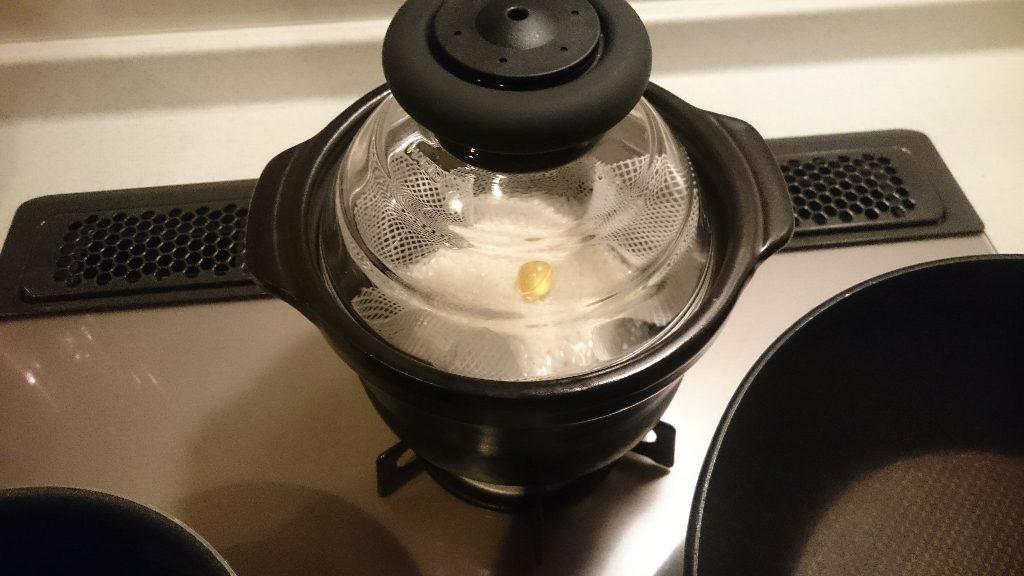 土鍋ご飯 (9)