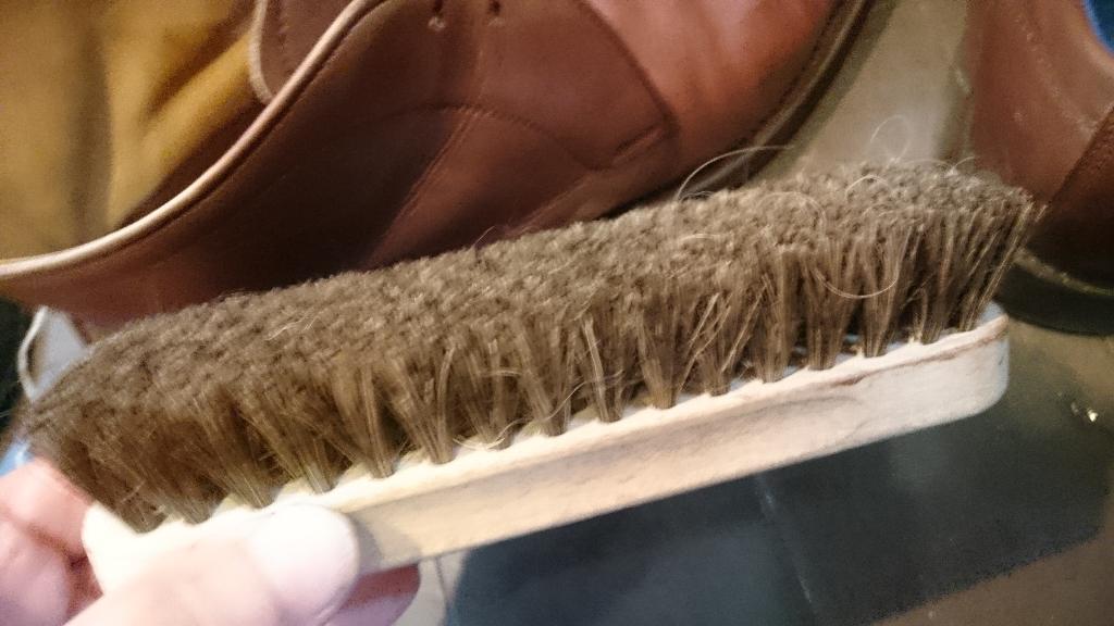 靴磨き (7)
