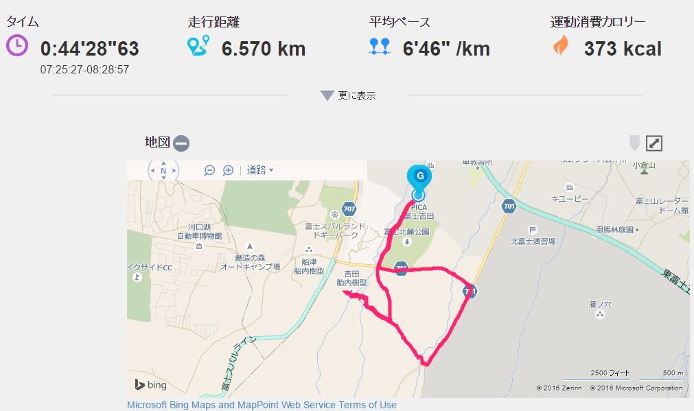 20160502富士吉田run